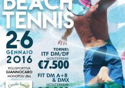 Torneo Internazionale di Beach Tennis